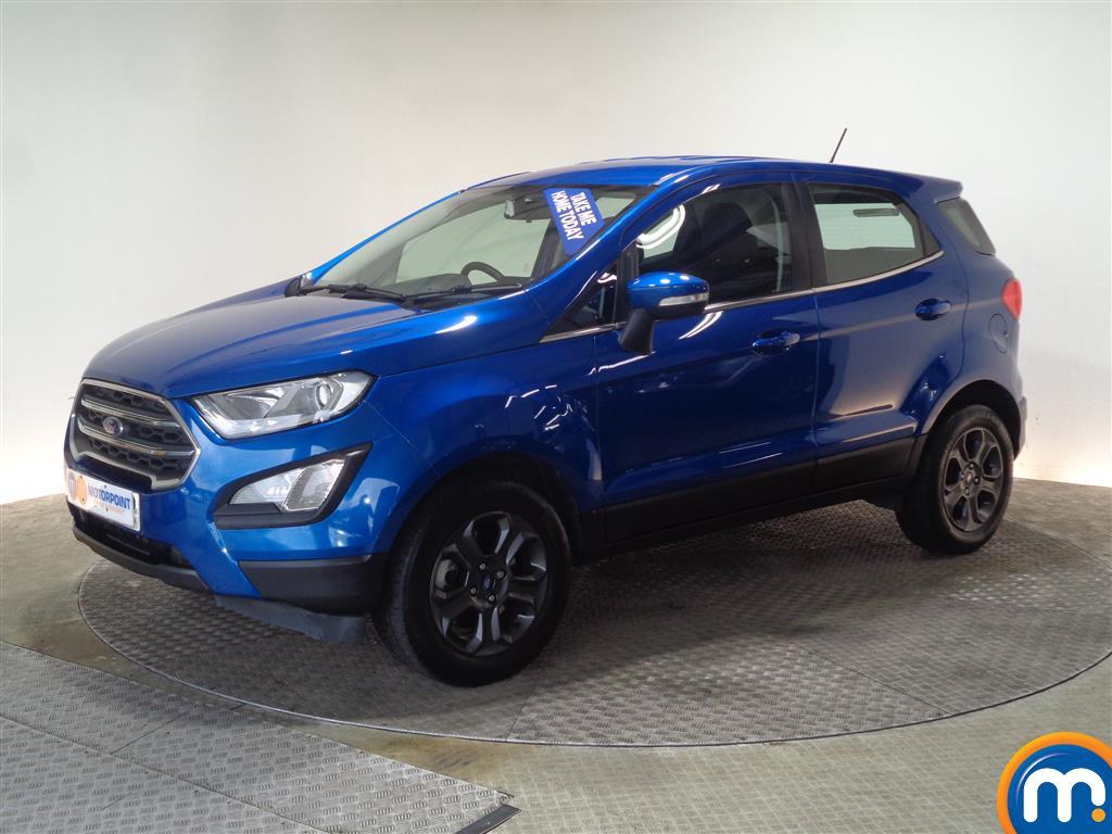 Ford Ecosport Zetec - Stock Number 1052906 Passenger side front corner
