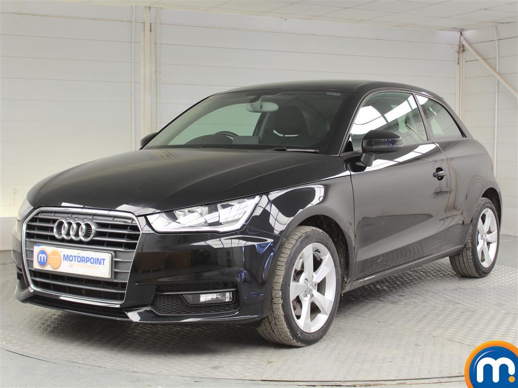 Audi A1 Sport - Stock Number 1052729 Passenger side front corner