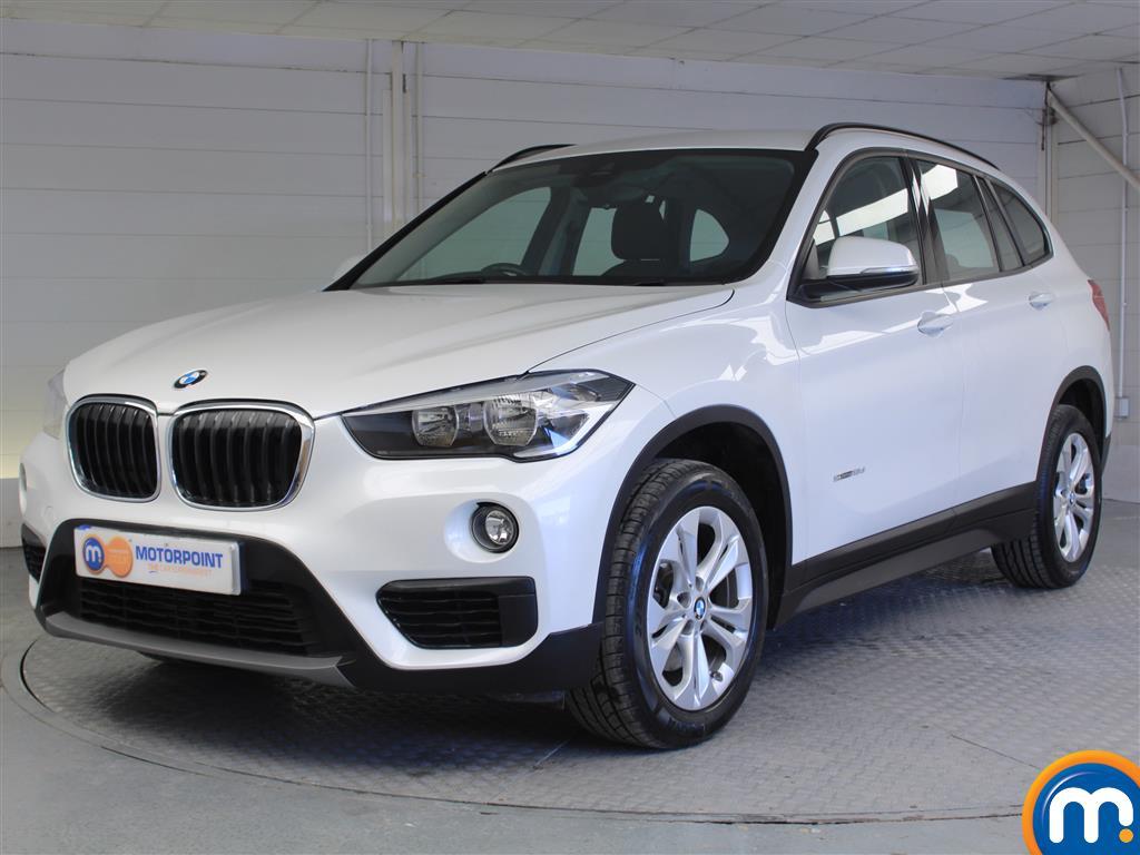 BMW X1 SE - Stock Number 1050233 Passenger side front corner