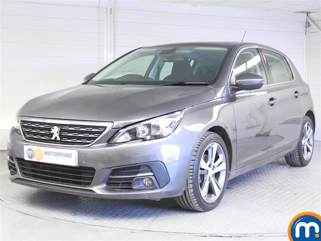 Peugeot 308 Allure - Stock Number 1045297 Passenger side front corner