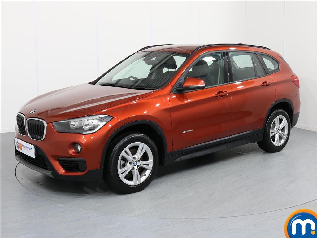 BMW X1 SE - Stock Number 1054117 Passenger side front corner