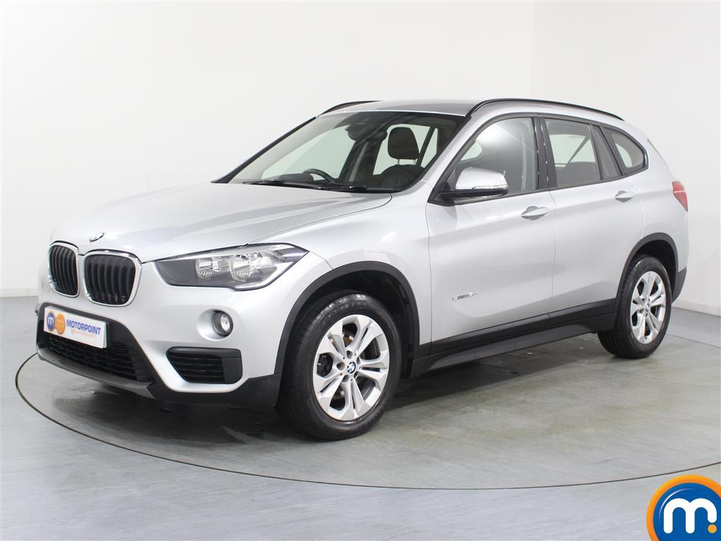 BMW X1 SE - Stock Number 1052553 Passenger side front corner
