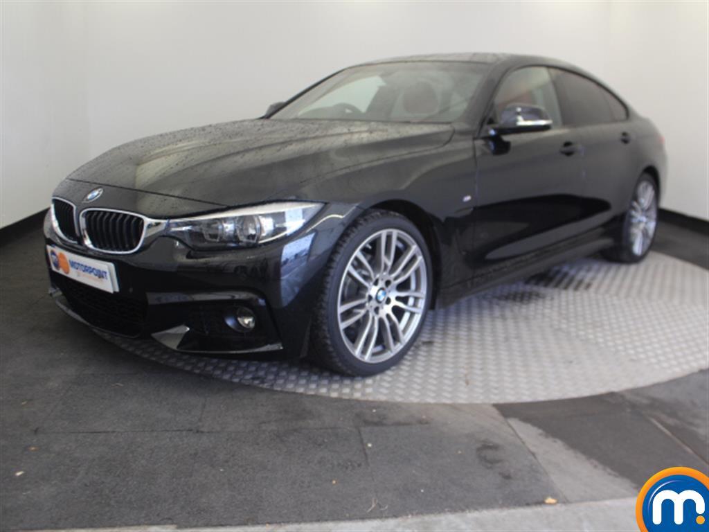 BMW 4 Series M Sport - Stock Number 1050007 Passenger side front corner