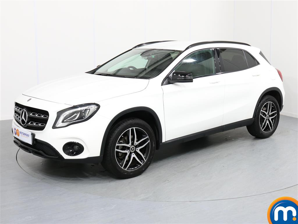 Mercedes-Benz Gla Class Urban Edition - Stock Number 1055353 Passenger side front corner