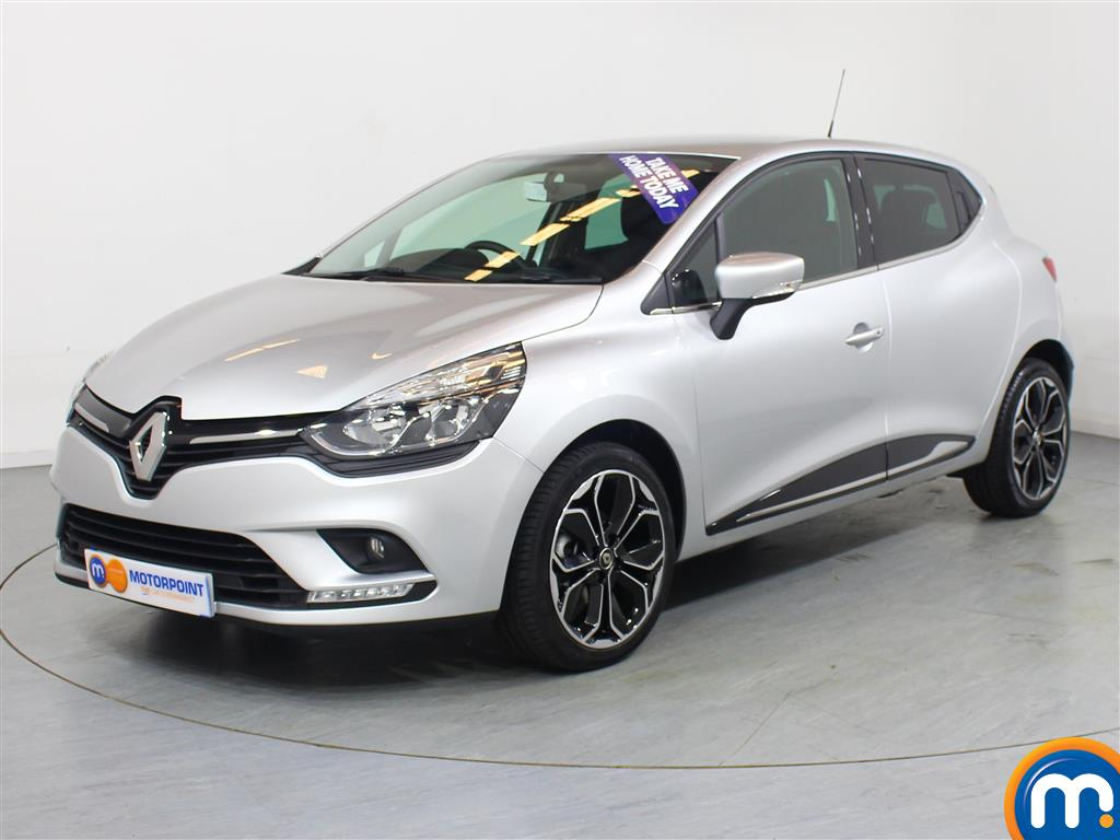 Renault Clio Iconic - Stock Number 1054502 Passenger side front corner