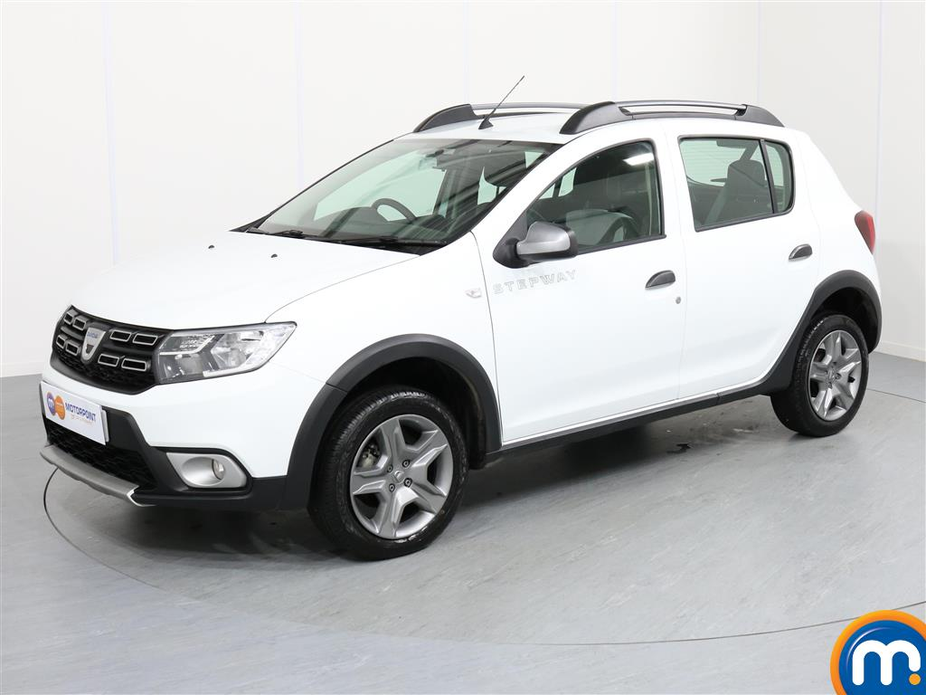 Dacia Sandero Stepway Essential - Stock Number 1054233 Passenger side front corner