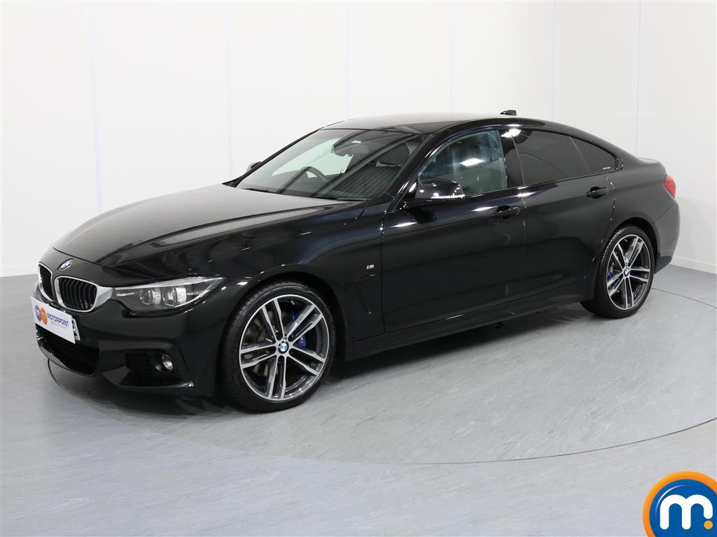 BMW 4 Series M Sport - Stock Number 1053553 Passenger side front corner