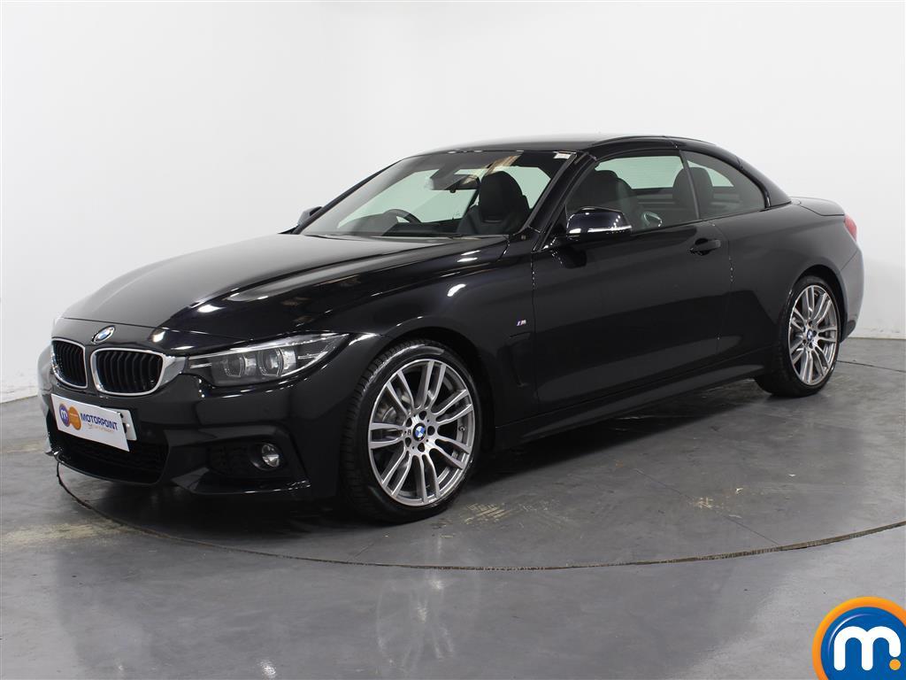 BMW 4 Series M Sport - Stock Number 1053474 Passenger side front corner