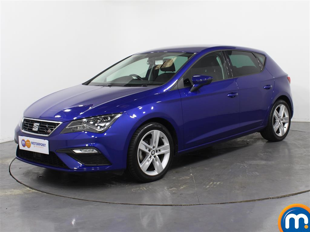 Seat Leon FR Technology - Stock Number 1054275 Passenger side front corner