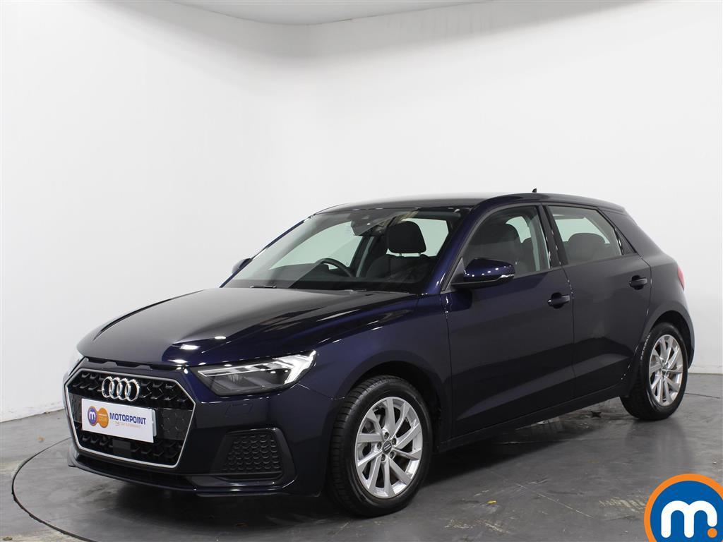 Audi A1 Sport - Stock Number 1054277 Passenger side front corner