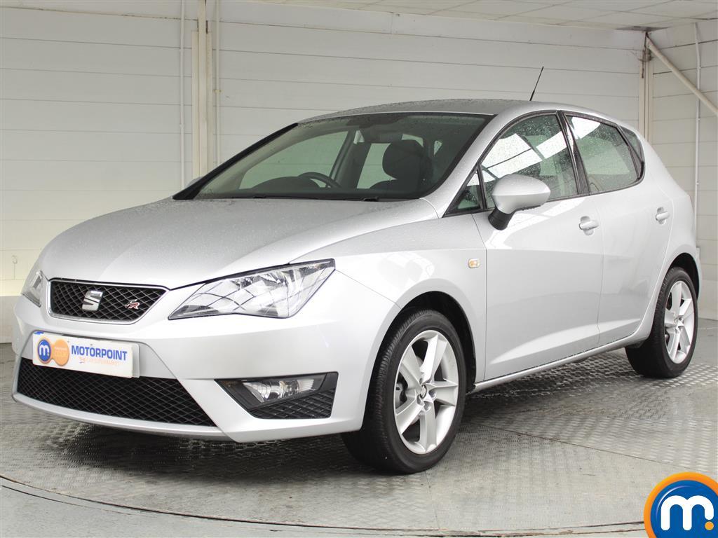 Seat Ibiza FR Technology - Stock Number 1052738 Passenger side front corner