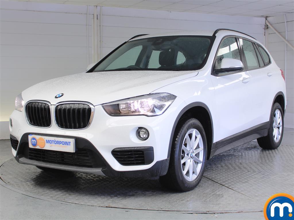 BMW X1 SE - Stock Number 1053023 Passenger side front corner