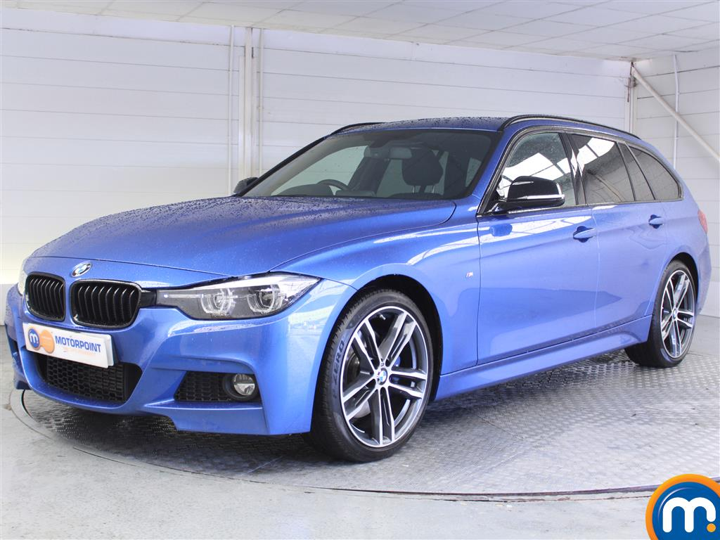 BMW 3 Series M Sport Shadow Edition - Stock Number 1053076 Passenger side front corner