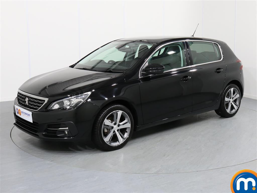 Peugeot 308 Allure - Stock Number 1054351 Passenger side front corner