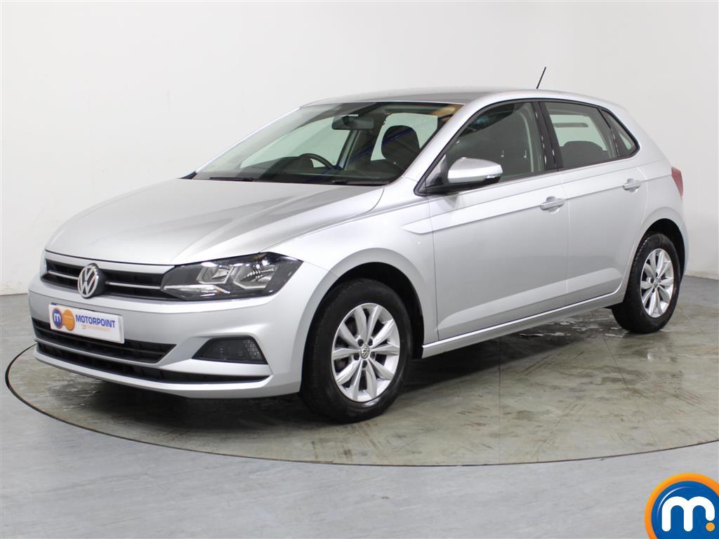 Volkswagen Polo SE - Stock Number 1054612 Passenger side front corner