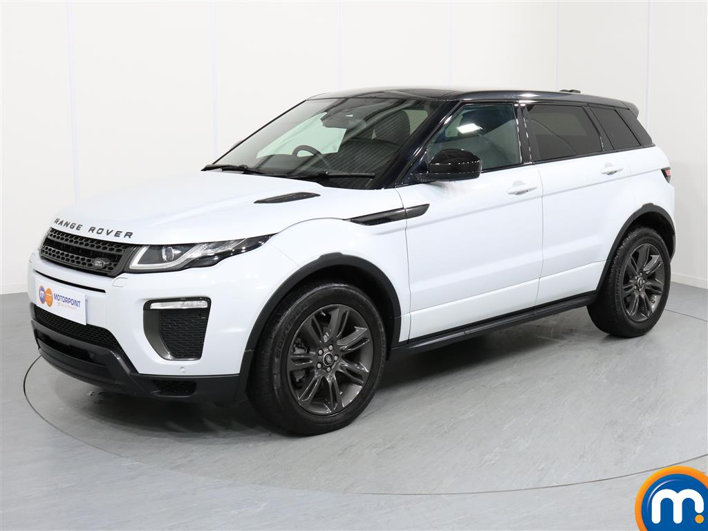 Land Rover Range Rover Evoque Landmark - Stock Number 1053725 Passenger side front corner