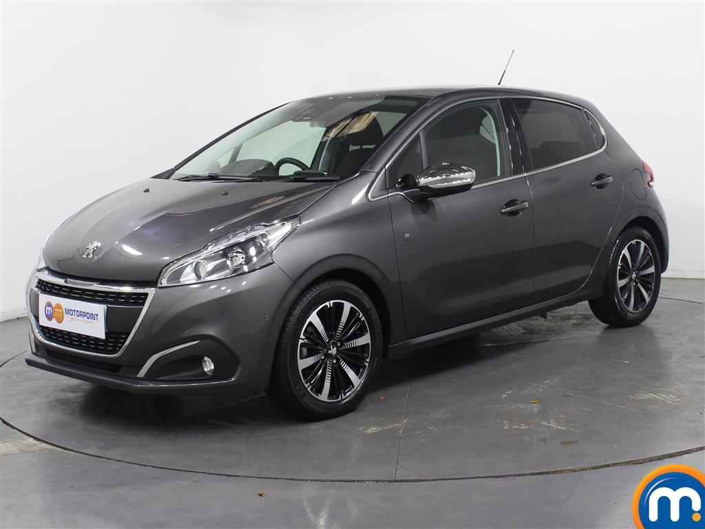Peugeot 208 Tech Edition - Stock Number 1054101 Passenger side front corner