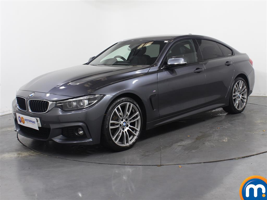 BMW 4 Series M Sport - Stock Number 1053610 Passenger side front corner