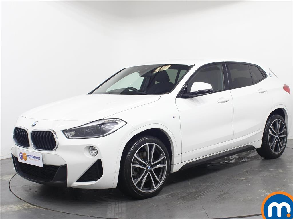 BMW X2 M Sport - Stock Number 1054153 Passenger side front corner