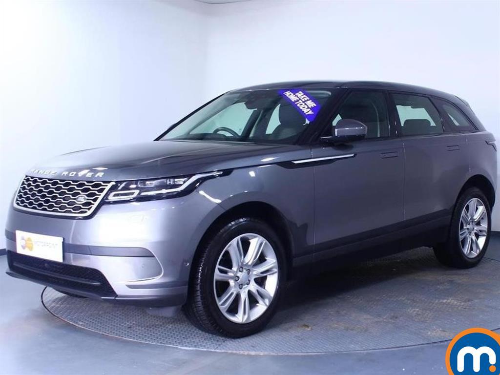 Land Rover Range Rover Velar SE - Stock Number 1055812 Passenger side front corner