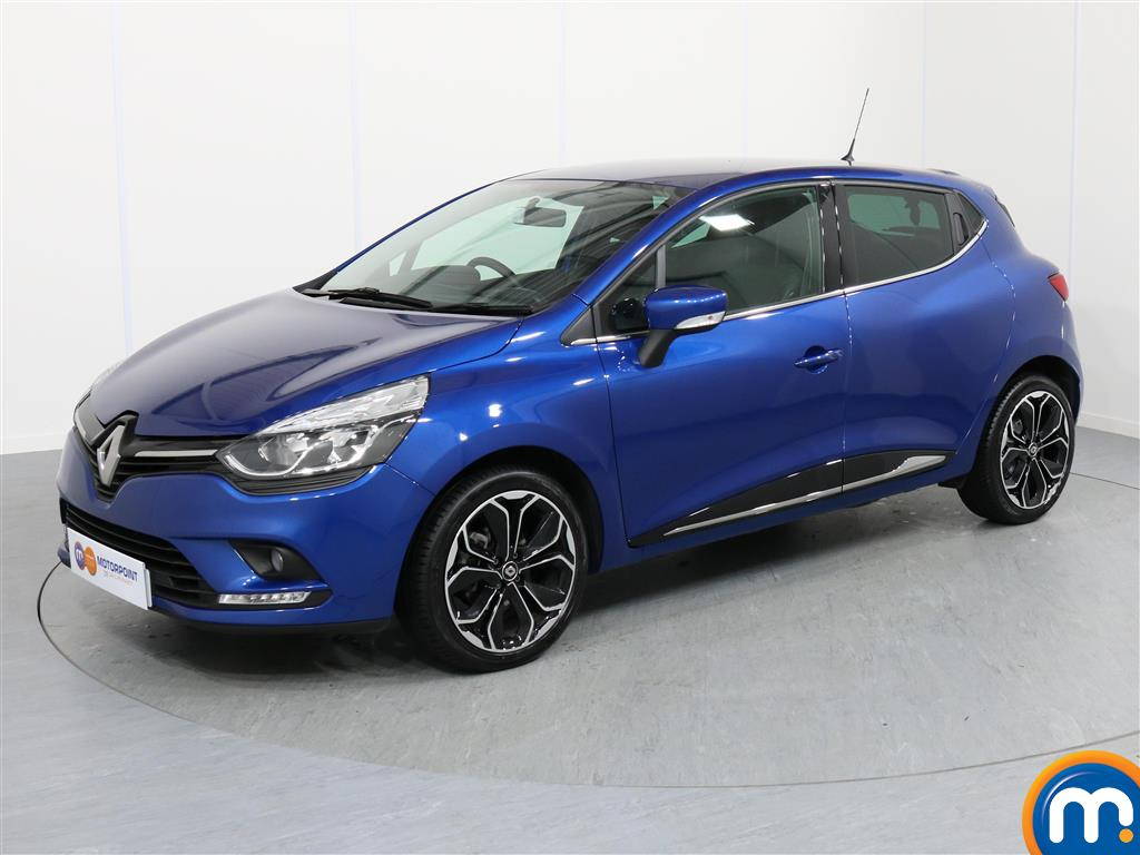 Renault Clio Iconic - Stock Number 1054490 Passenger side front corner