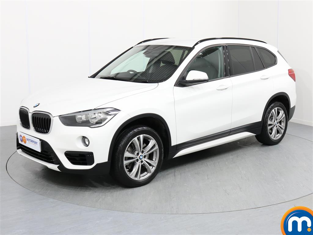 BMW X1 Sport - Stock Number 1054682 Passenger side front corner