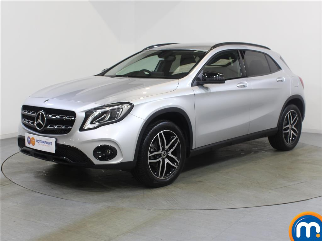 Mercedes-Benz Gla Class Urban Edition - Stock Number 1055953 Passenger side front corner