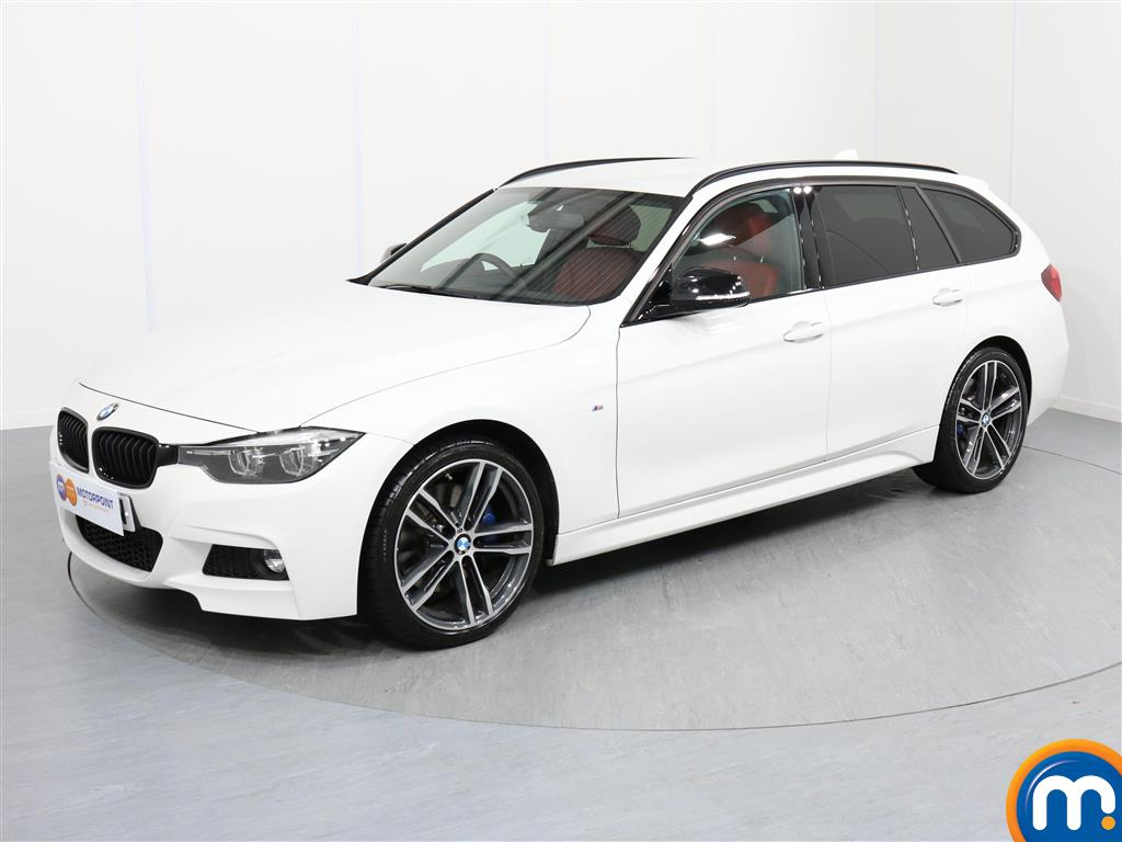 BMW 3 Series M Sport Shadow Edition - Stock Number 1053903 Passenger side front corner