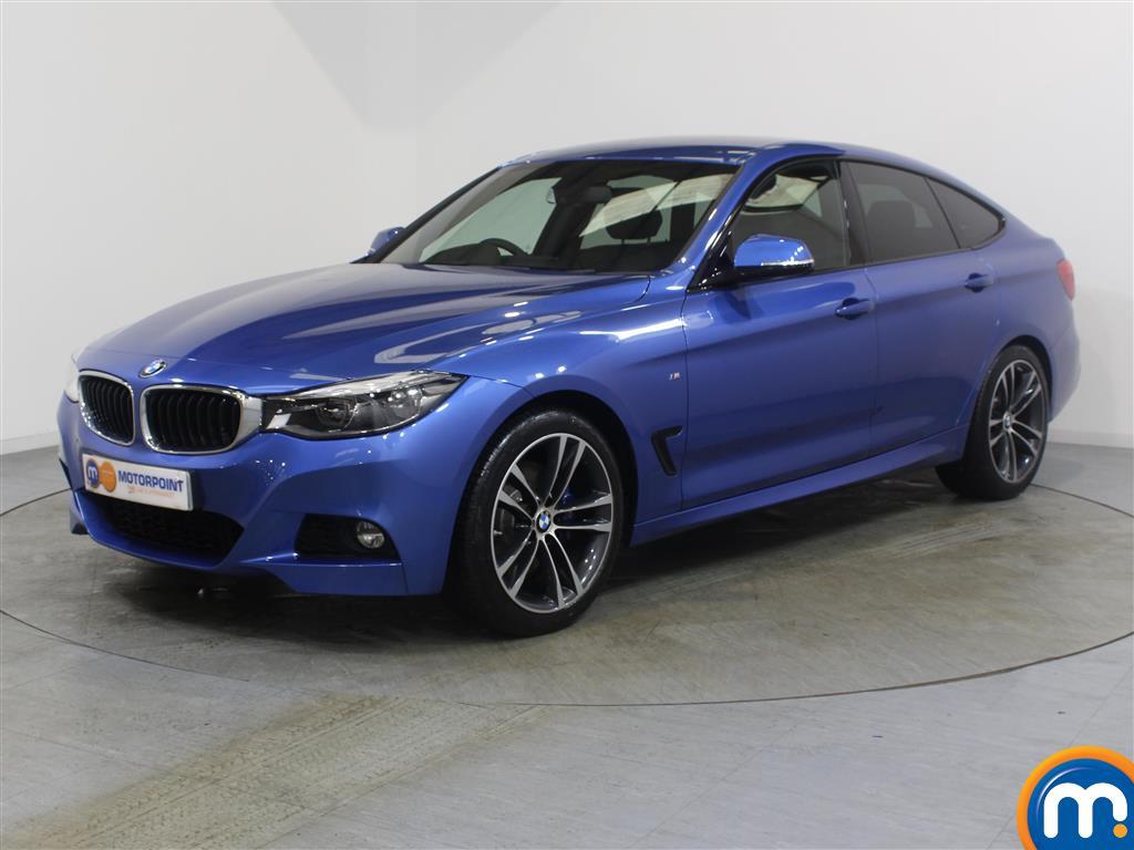 BMW 3 Series M Sport - Stock Number 1053091 Passenger side front corner