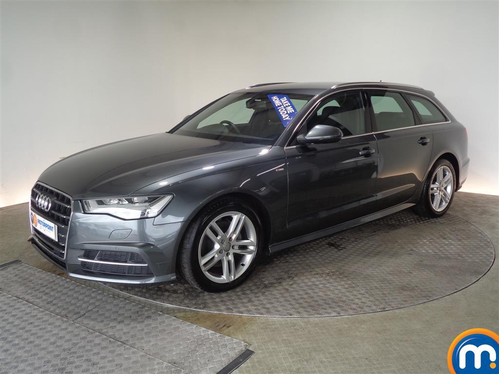 Audi A6 S Line - Stock Number 1046848 Passenger side front corner