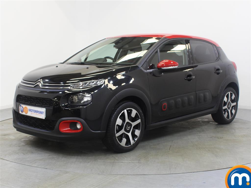 Citroen C3 Flair Nav Edition - Stock Number 1054134 Passenger side front corner