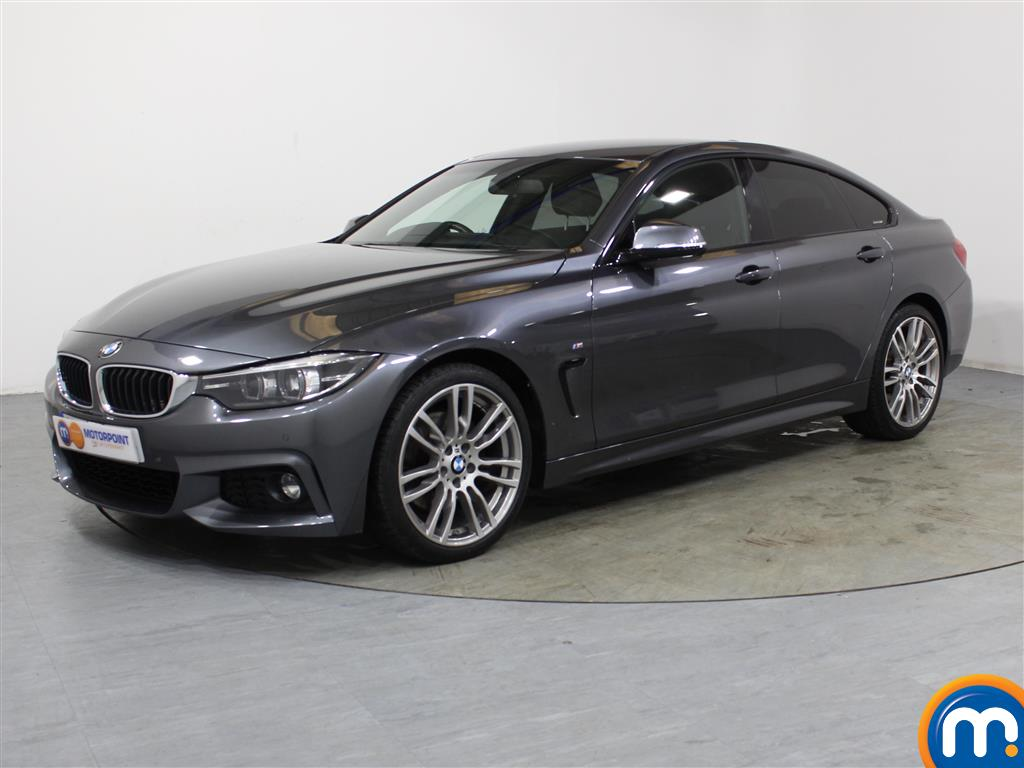 BMW 4 Series M Sport - Stock Number 1049031 Passenger side front corner