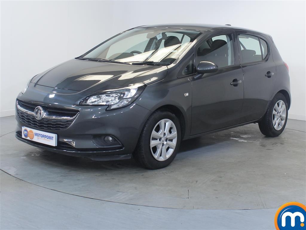 Vauxhall Corsa Design - Stock Number 1054595 Passenger side front corner