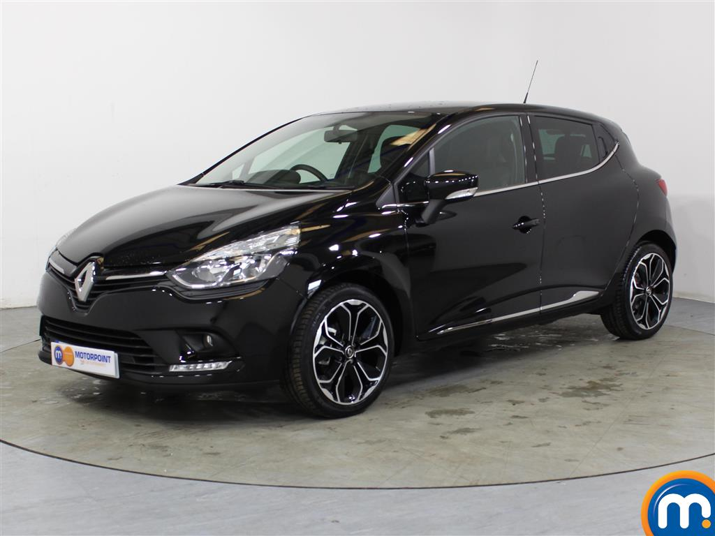 Renault Clio Iconic - Stock Number 1052776 Passenger side front corner