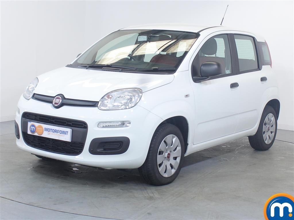 Fiat Panda Pop - Stock Number 1054158 Passenger side front corner