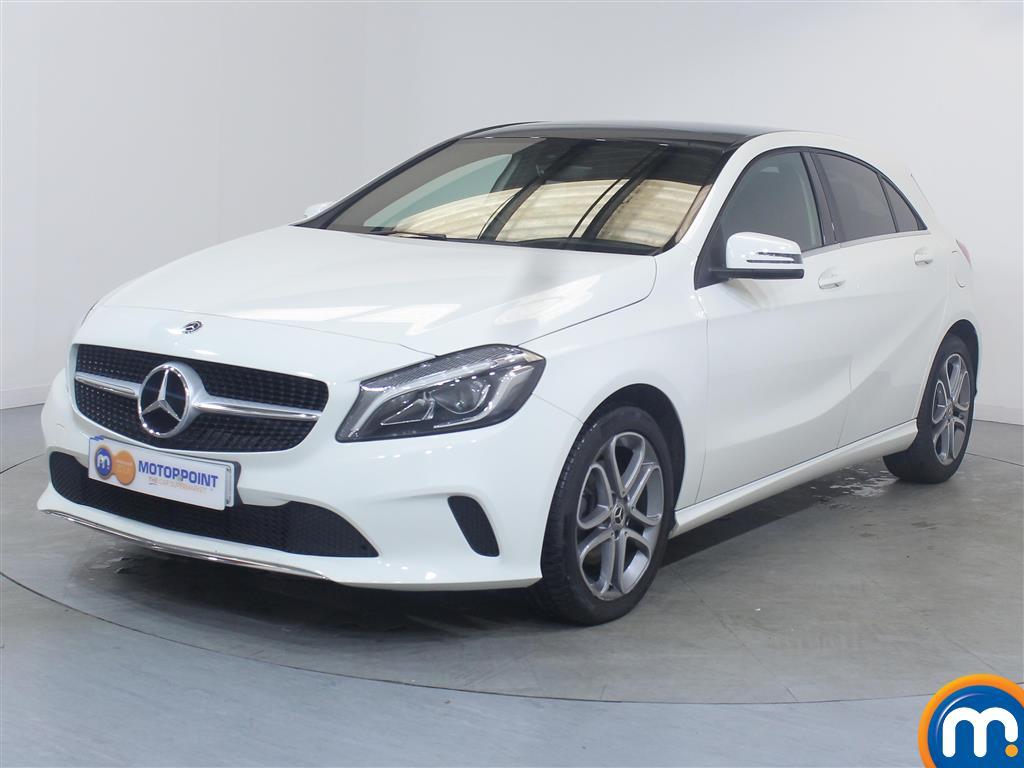 Mercedes-Benz A Class Sport Edition - Stock Number 1054627 Passenger side front corner