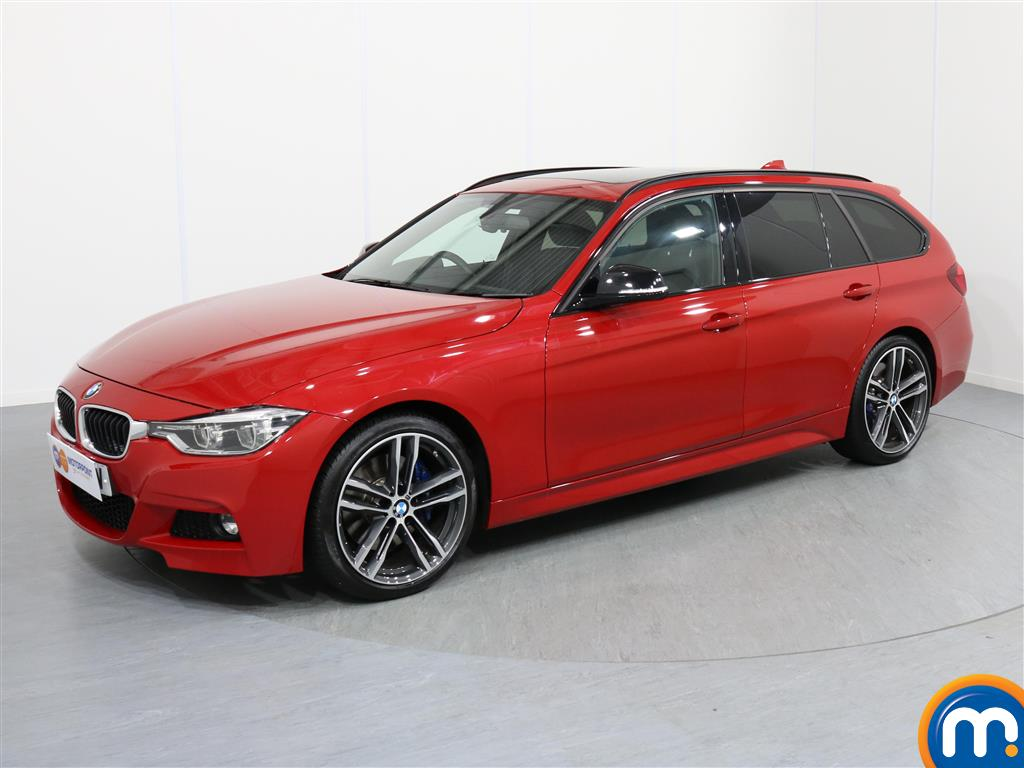 BMW 3 Series M Sport Shadow Edition - Stock Number 1054383 Passenger side front corner