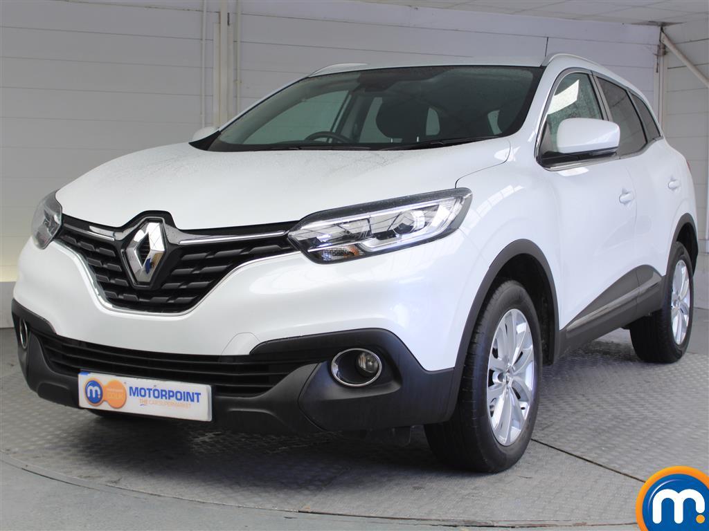 Renault Kadjar Dynamique Nav - Stock Number 1052436 Passenger side front corner