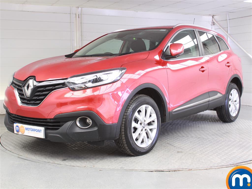 Renault Kadjar Dynamique Nav - Stock Number 1052726 Passenger side front corner