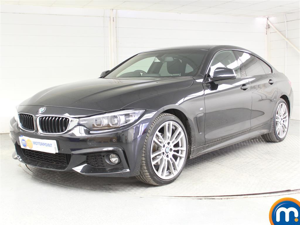 BMW 4 Series M Sport - Stock Number 1049997 Passenger side front corner