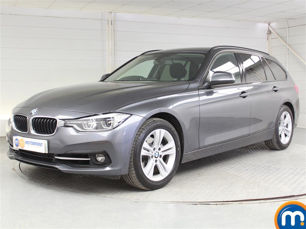 BMW 3 Series Sport - Stock Number 1053650 Passenger side front corner