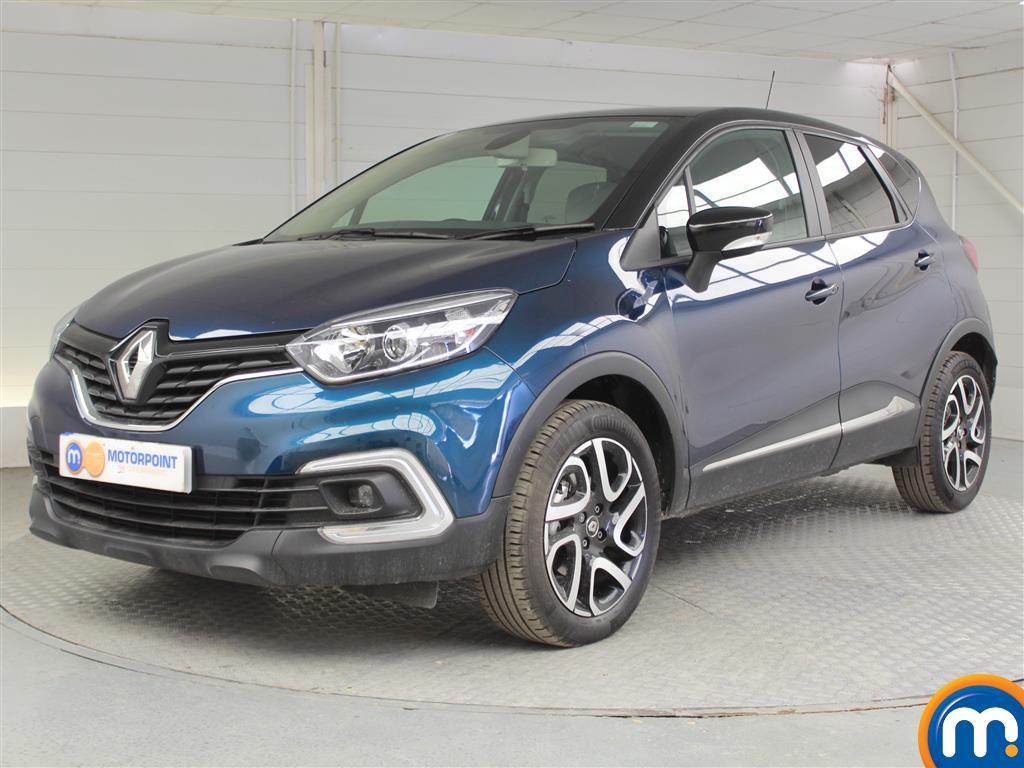 Renault Captur Iconic - Stock Number 1042692 Passenger side front corner