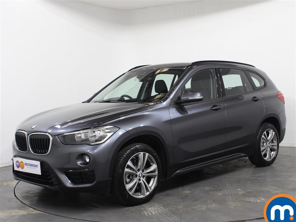 BMW X1 Sport - Stock Number 1054784 Passenger side front corner