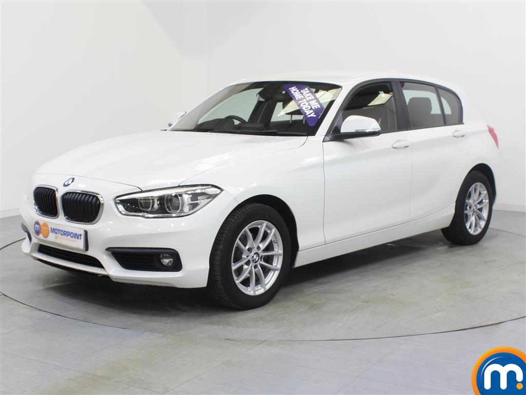 BMW 1 Series SE Business - Stock Number 1048722 Passenger side front corner