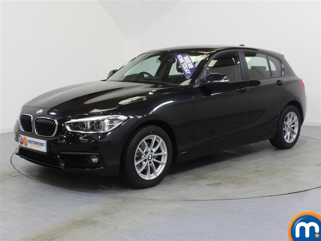 BMW 1 Series SE Business - Stock Number 1049403 Passenger side front corner