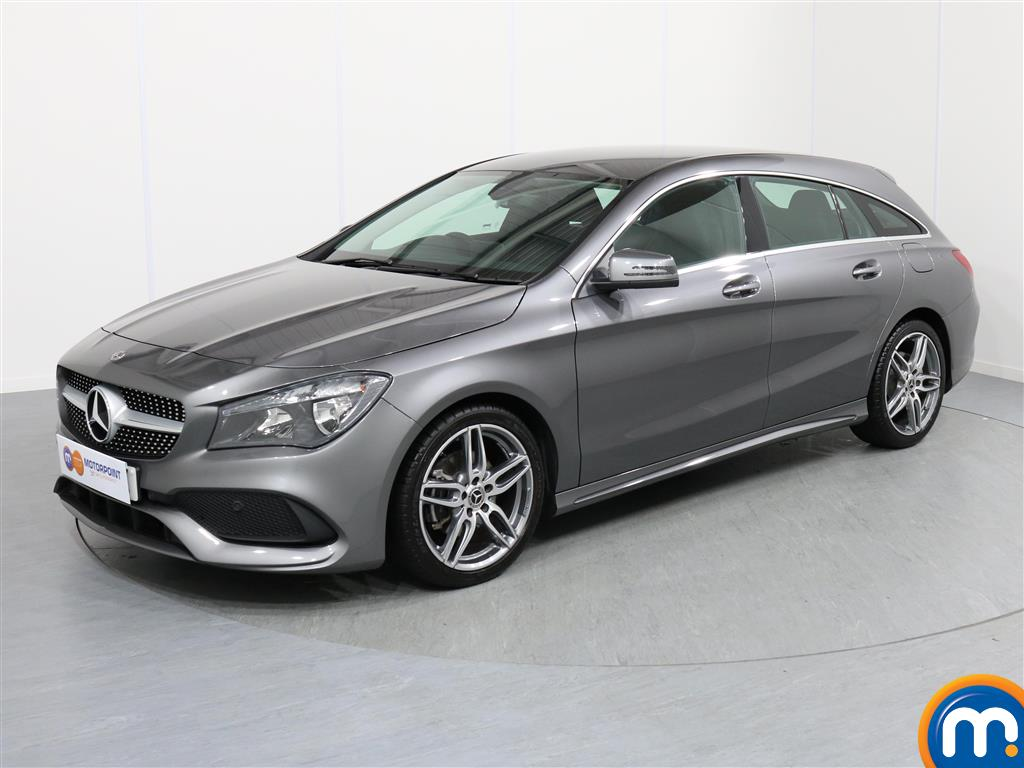 Mercedes-Benz Cla Class AMG Line Edtion - Stock Number 1051500 Passenger side front corner