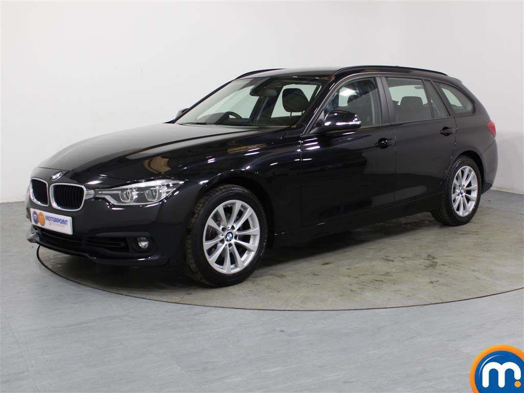 BMW 3 Series SE - Stock Number 1049961 Passenger side front corner
