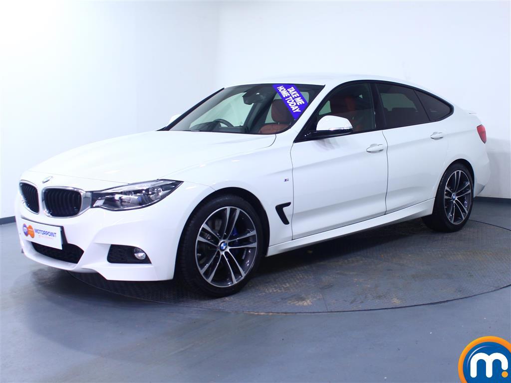 BMW 3 Series M Sport - Stock Number 1055201 Passenger side front corner