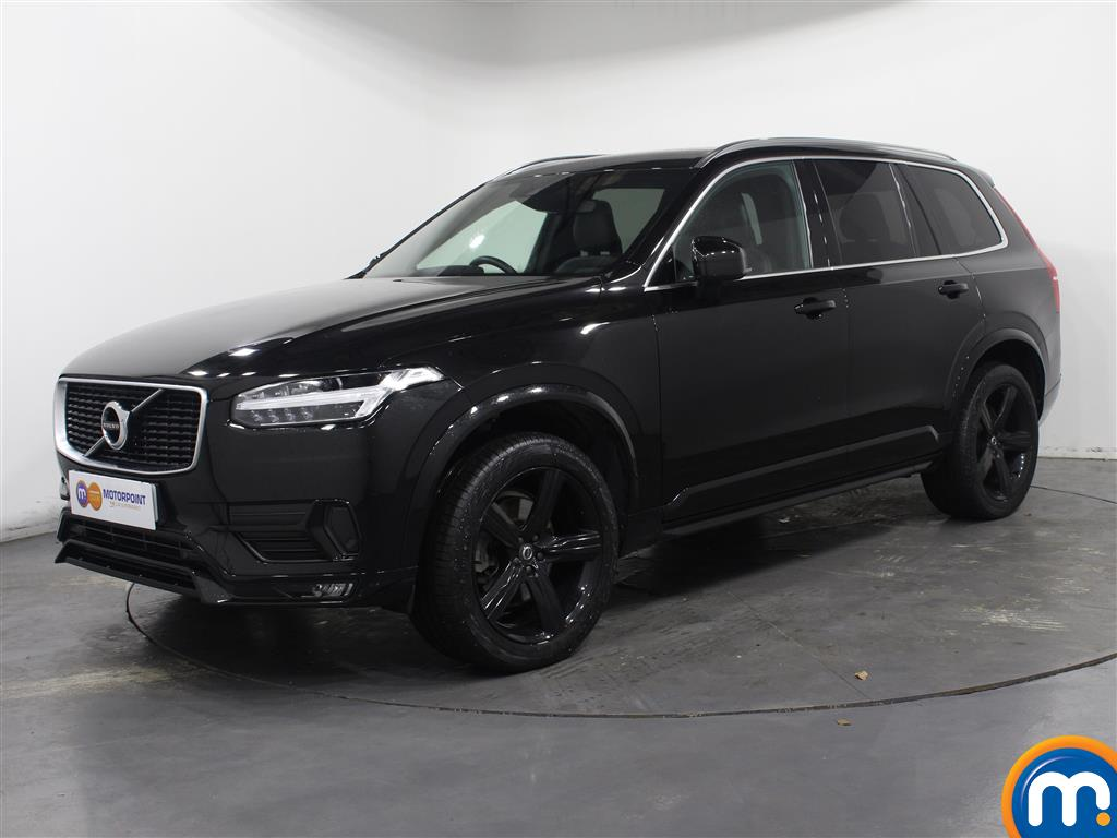 Volvo Xc90 R DESIGN - Stock Number 1054527 Passenger side front corner