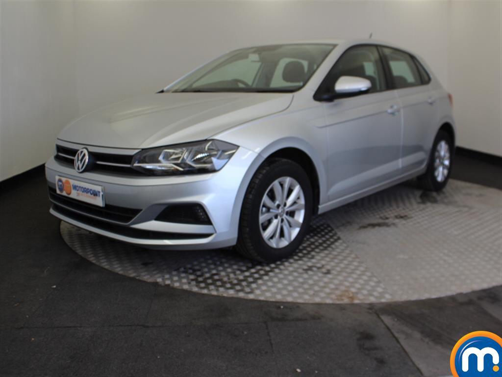 Volkswagen Polo SE - Stock Number 1056671 Passenger side front corner